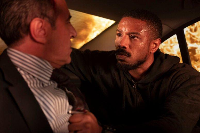 Michael B. Jordan stars in WITHOUT REMORSE Photo: Nadja Klier © 2020 Paramount Pictures